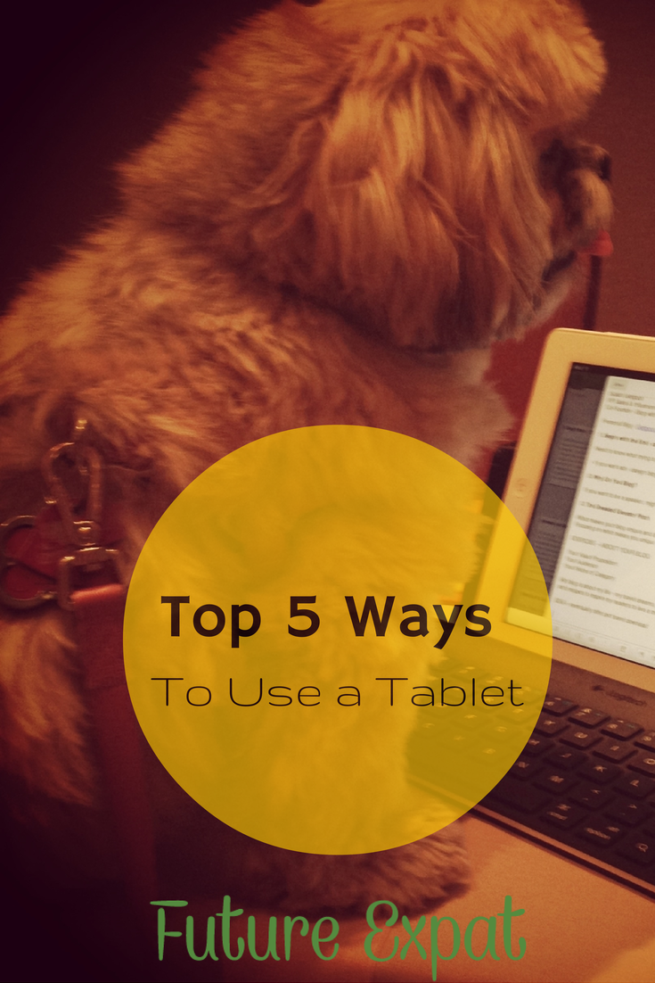 Top 5 Ways to Use a Tablet - Future Expat