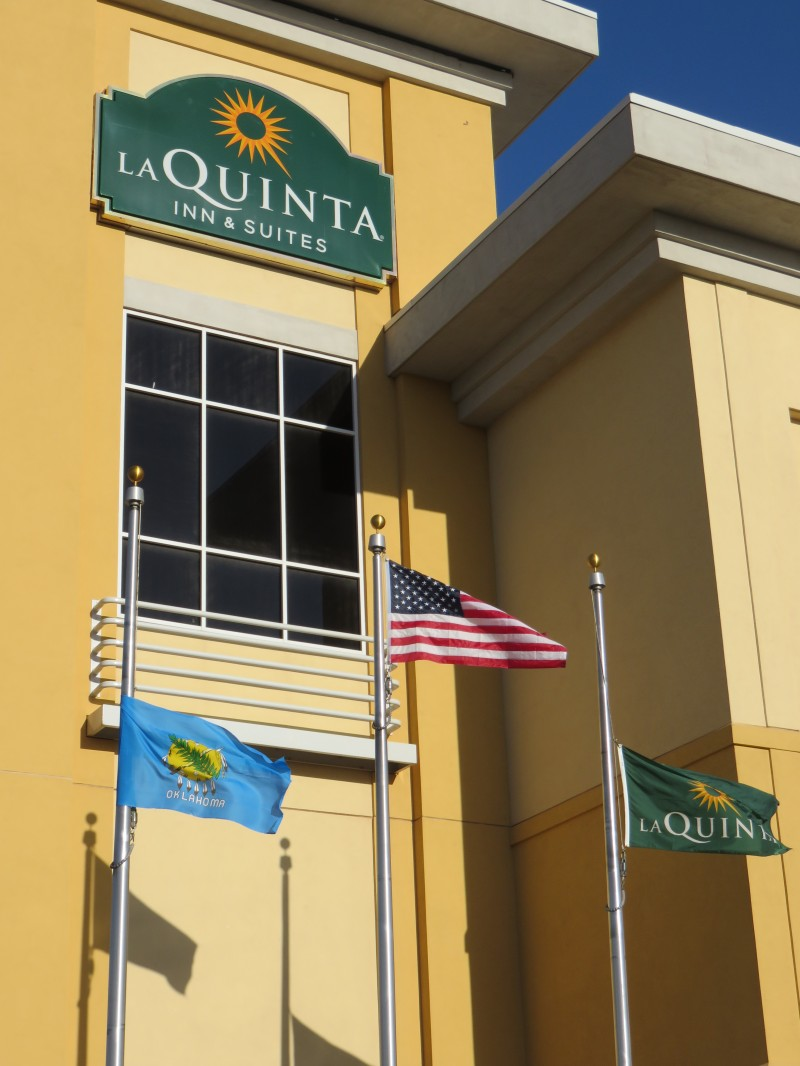 Travel with Dogs - Pet Friendly Hotel - La Quinta Elk City, OK