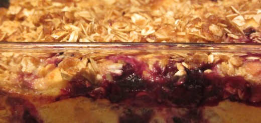 French Toast Casserole with Berries - Future Expat