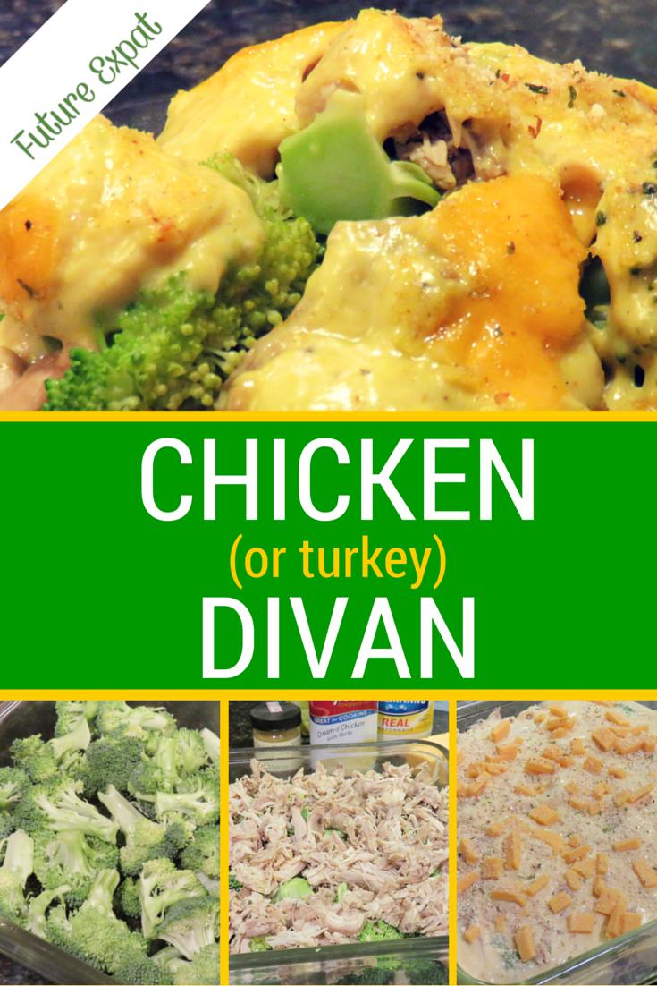 Easy Dinner Recipe: Chicken (or Turkey) Divan | Future Expat