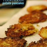 Hanukkah Latkes: Potato Pancakes Recipe | Future Expat