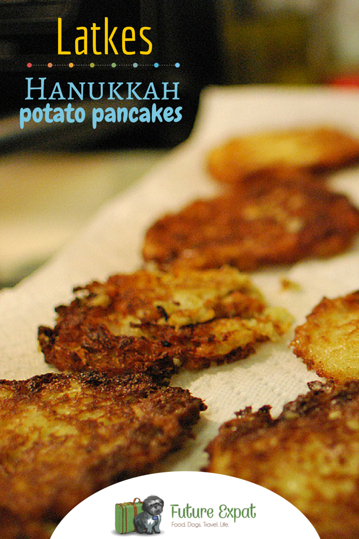 Hanukkah Latkes: Potato Pancakes Recipe | Future Expat