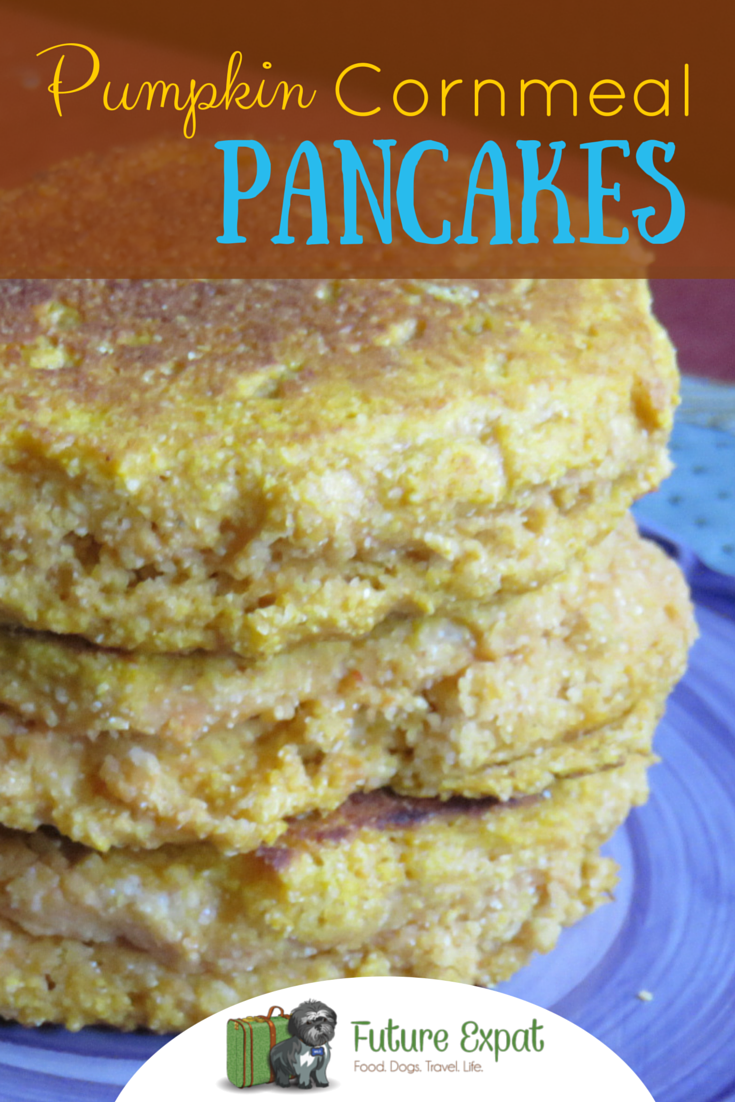 Special Breakfasts Made Easy: Pumpkin Cornmeal Pancake Recipe | Future Expat