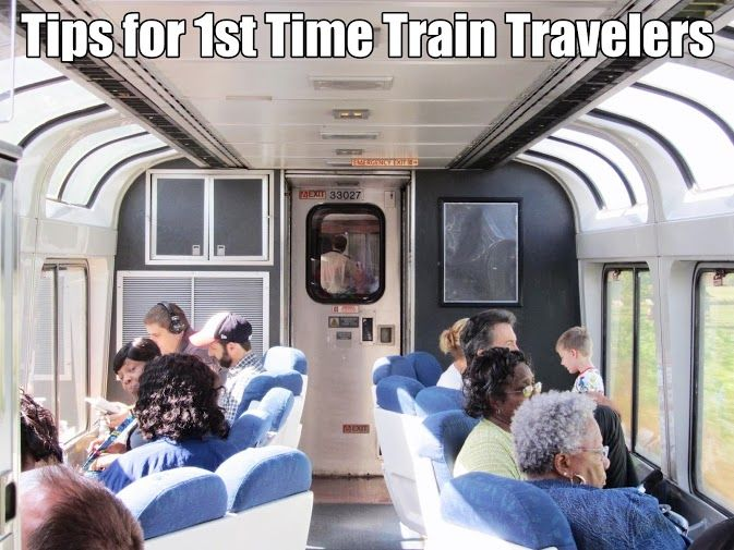Tips for 1st Time Train Travelers | Future Expat
