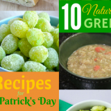 10 Naturally Green Recipes for St. Patrick's Day | Future Expat