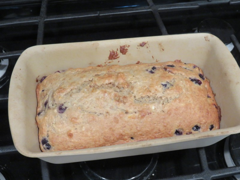 Blueberry Banana Bread | Future Expat