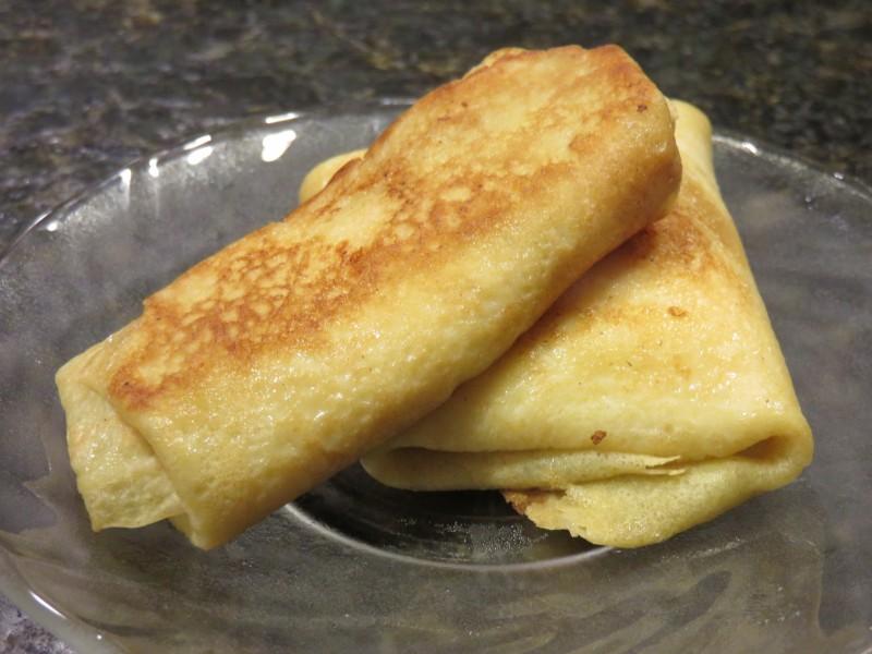 Grandma's Cheese Blintzes   Future Expat