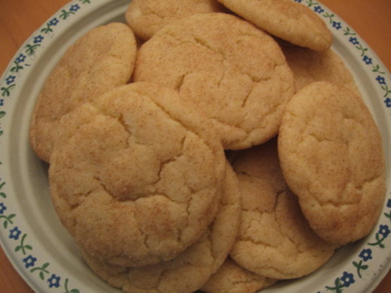 Snickerdoodle Cookies | Future Expat
