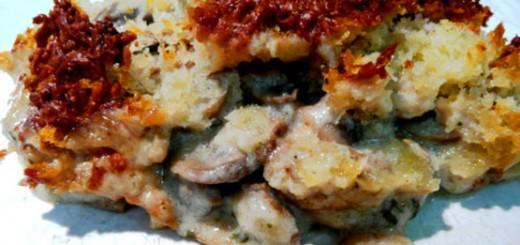 Mushroom Casserole | Future Expat