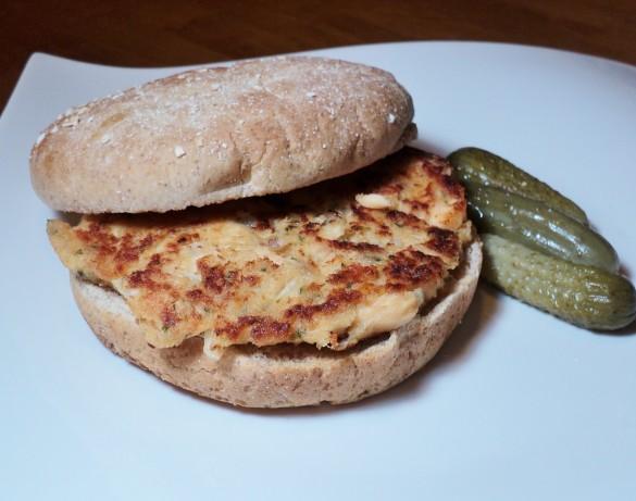 Salmon Burgers | Future Expat