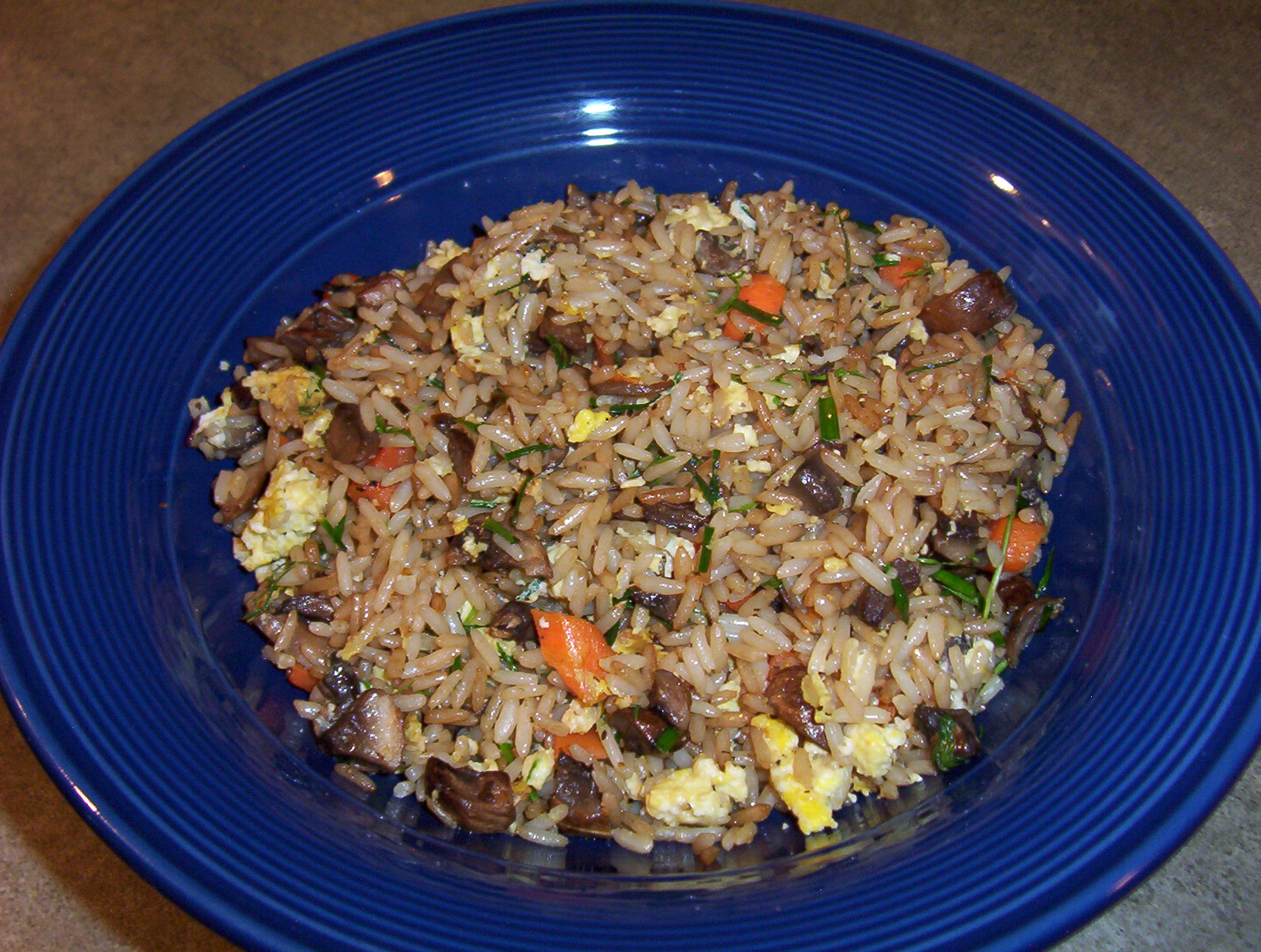 Homemade Chinese Fried Rice