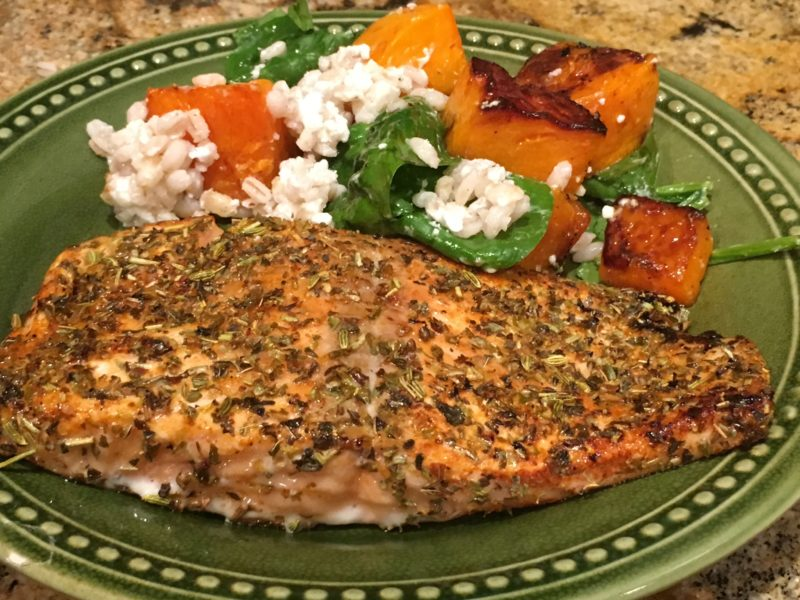 Tuscan Salmon | Future ExpatTuscan Salmon | Future Expat