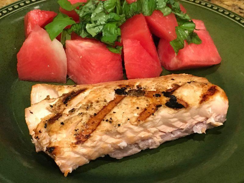 Bourbon Salmon   Future Expat