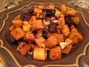 Cinnamon Pecan Roasted Butternut Squash | Future Expat