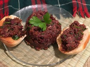 Black Olive & Fig Tapenade | Future ExpatBlack Olive & Fig Tapenade | Future Expat