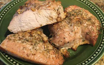 Oven Roasted Boneless Turkey